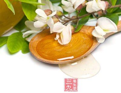 蜂蜜可以促使胃酸正常分泌