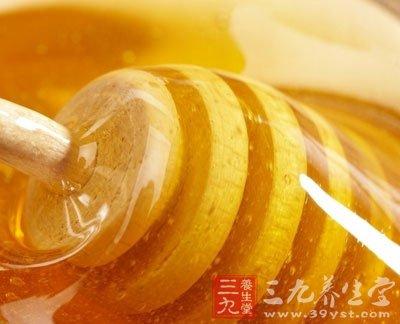 蜂蜜可以营养心肌并改善心肌的代谢功能