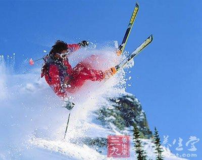 滑雪注意事项初学者着装谨记6点(3)-三九养生吐胃视频压图片