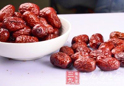 初期孕妇能吃红枣吗