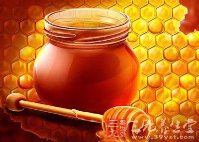 蜂蜜和韭菜相克(药性相反不可同食)