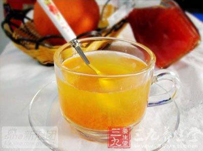 蜂蜜柚子茶的功效 如何喝美白润肠道
