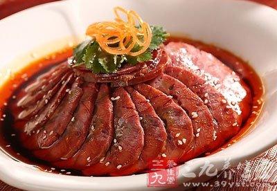 酱牛肉的做法 孕妇食用牛肉有利胎儿发育