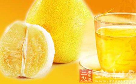 蜂蜜柚子茶有减肥作用