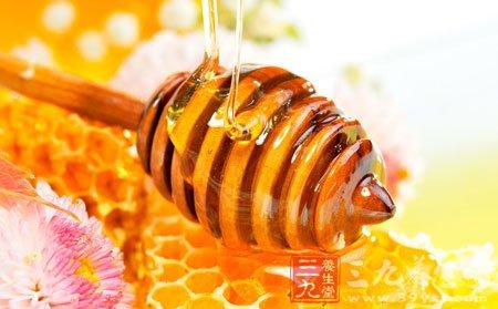 蜂蜜可减肥