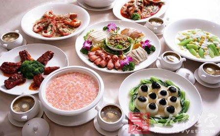 广东春节饮食