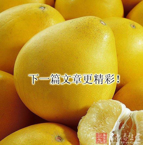 蜂蜜柚子茶味道清香更甜美