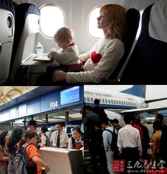 春秋航空或卖站票 乘坐飞机哪些注意事项(2)