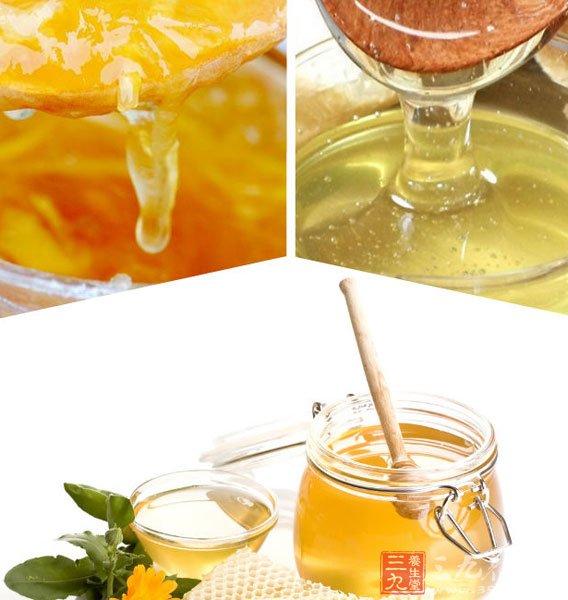 蜂蜜是很营养的东西
