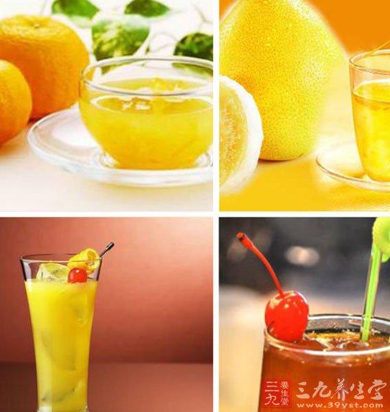 蜂蜜柚子茶喝法可以尝试