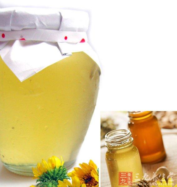 蜂蜜能治疗中度的皮肤伤害