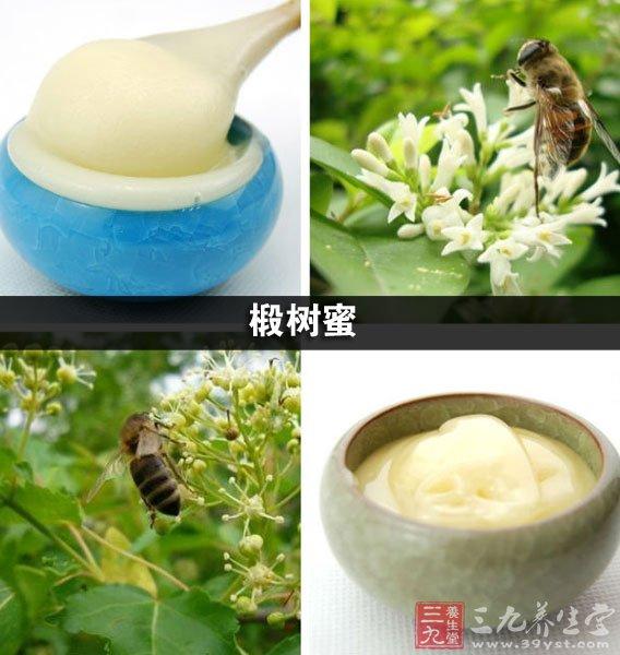 蜂蜜也有很多的种类