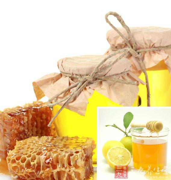 蜂蜜有护肤美容功效