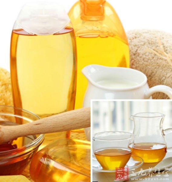 蜂蜜具有很强的抗菌性和防腐性
