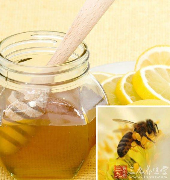 蜂蜜的作用与功效有很多