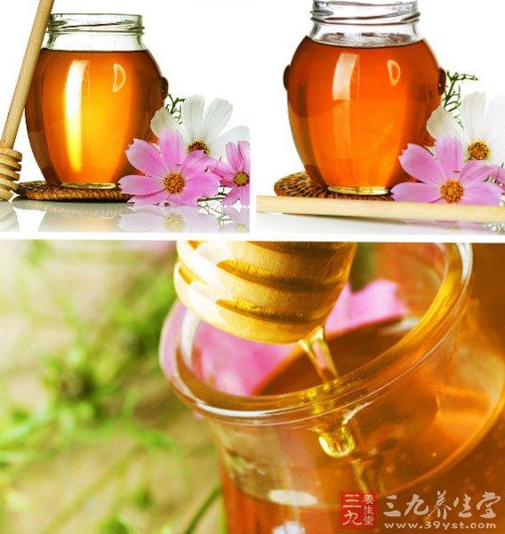 蜂蜜是很好的滋补品