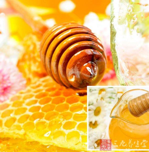 蜂蜜的功效