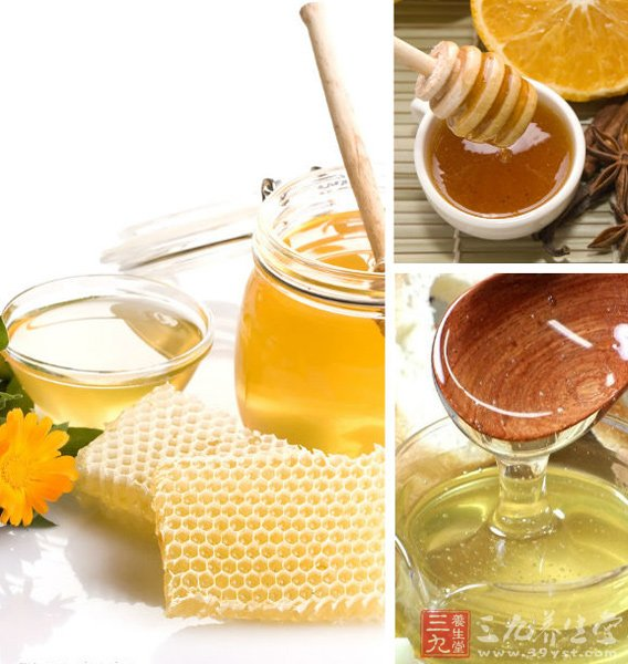 蜂蜜面膜美容法
