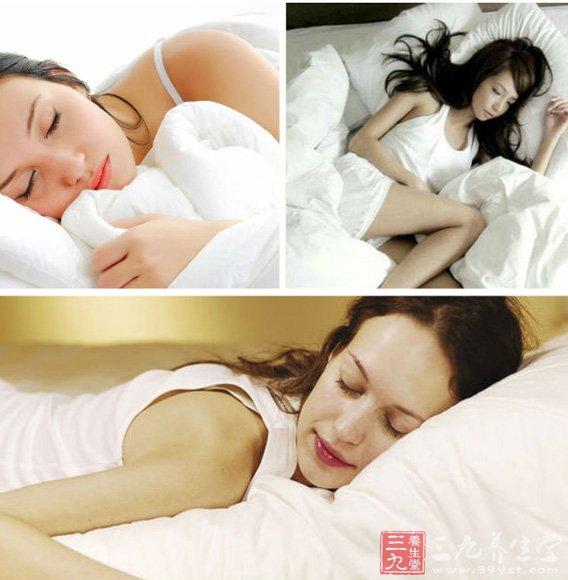 女生正面裸睡照_女人真的能裸睡吗(3)