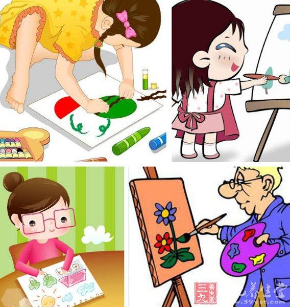 康熙南巡图拍出天价 画画对孩子有什么好处(2)图片