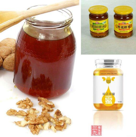 蜂蜜含有丰富的镁