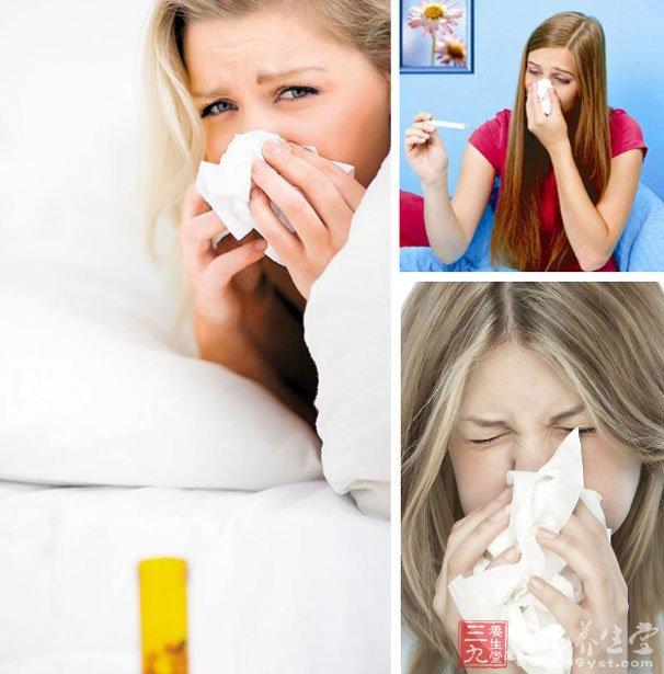 如何预防感冒 春季预防感冒四大要点