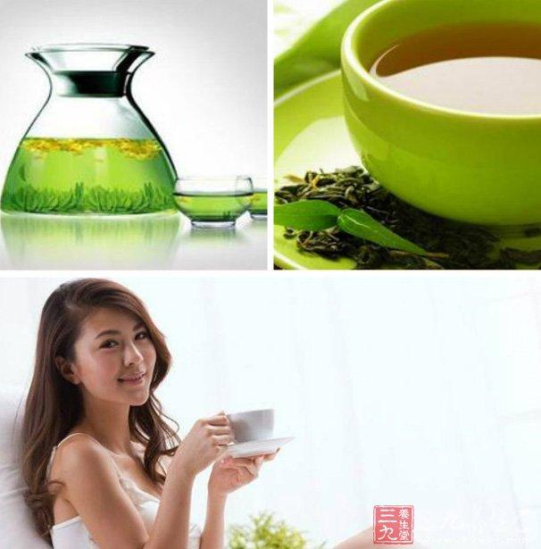 绿茶蜂蜜水减肥方法