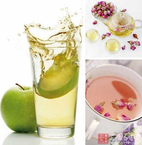 蜂蜜苹果醋减肥方法