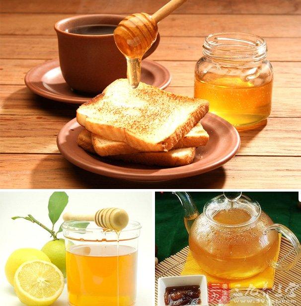 蜂蜜能够促进消化