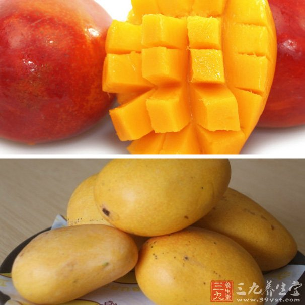 芒果怎么吃 吃芒果的步骤有哪些