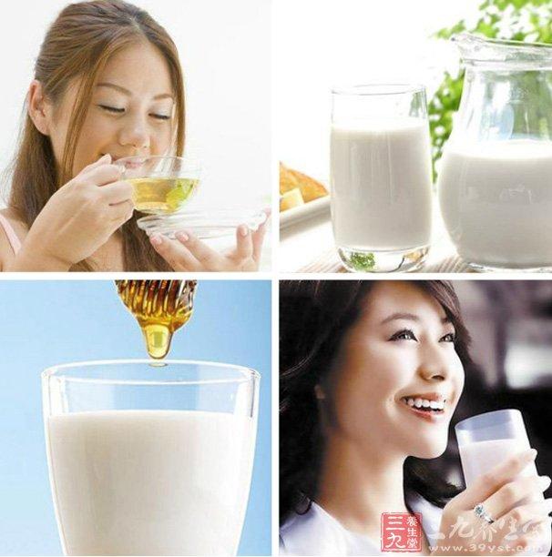 蜂蜜牛奶的做法