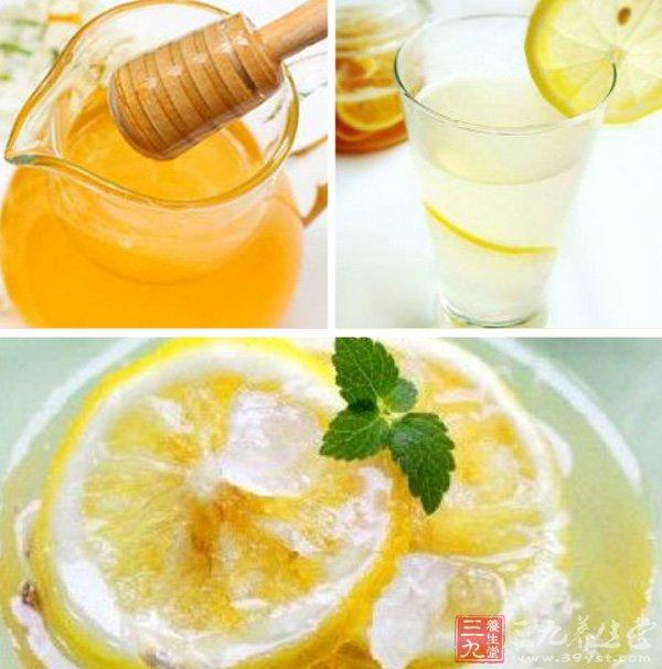 柠檬蜂蜜面膜美容原理
