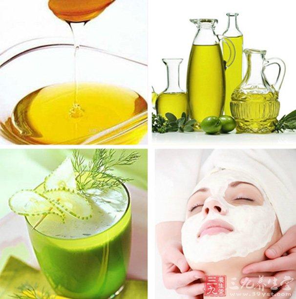 蜂蜜橄榄油面膜使用方法