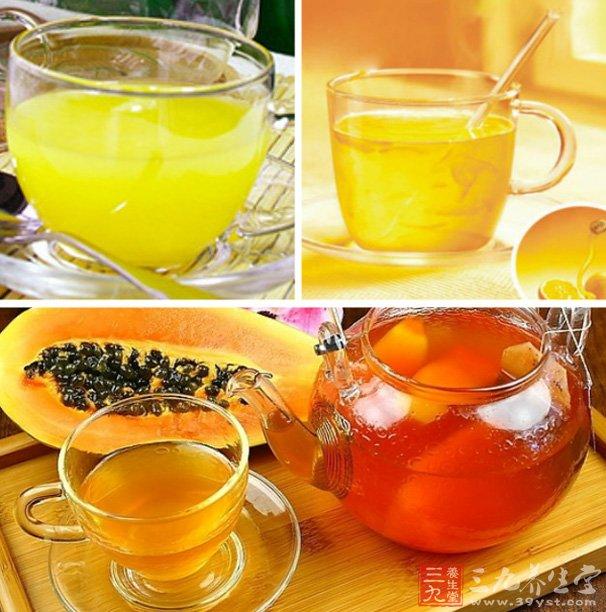 蜂蜜茶的作用