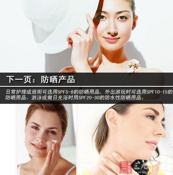 其实防晒霜只要未被洗脱,擦除,就会一直在皮肤表面发挥防护作用,补涂