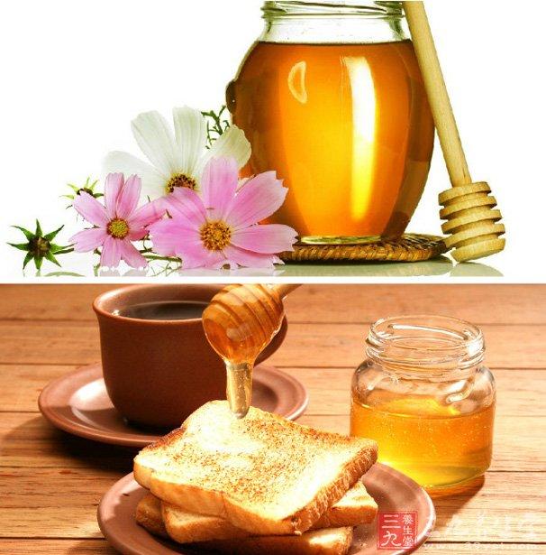 蜂蜜的食用