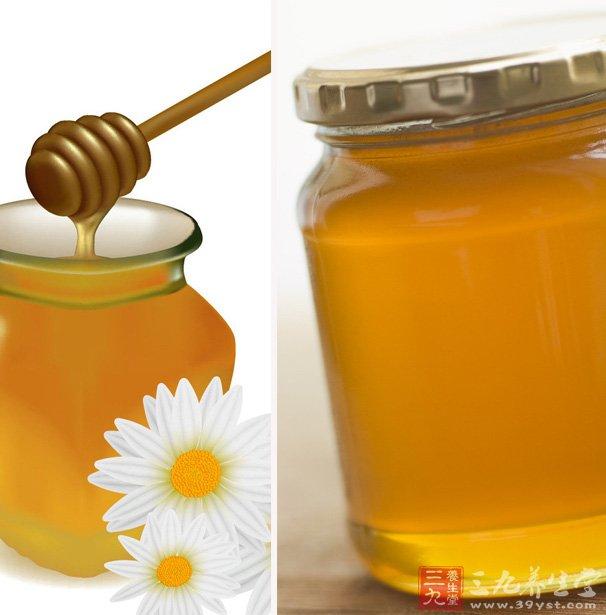 对通便有好处的蜜:凡是蜂蜜都有通便的功效