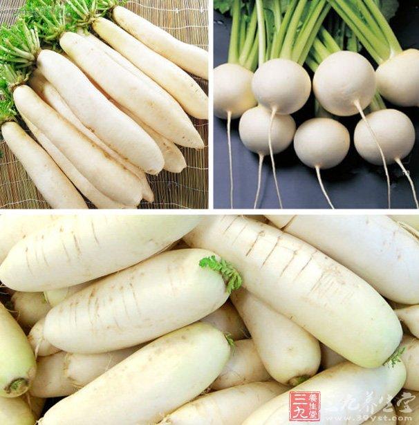 白萝卜的做法大全 四款食谱帮你清热降脂(3)