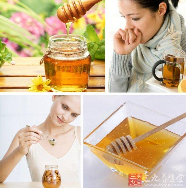 蜂蜜的功效四:提高免疫力