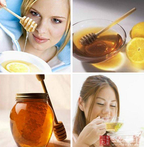 蜂蜜的功效二:抗菌消炎、促进组织再生
