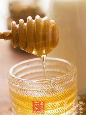 蜂蜜减肥法