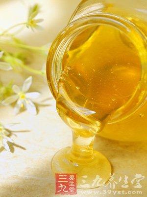 蜂蜜是一种营养价值很高的食材