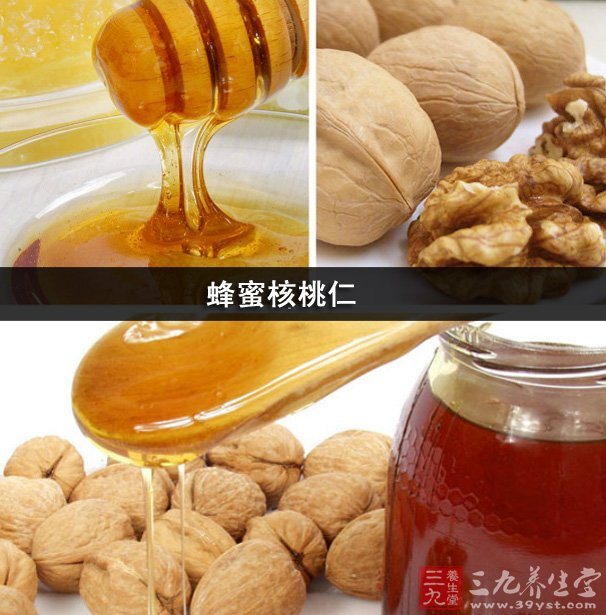 蜂蜜核桃仁