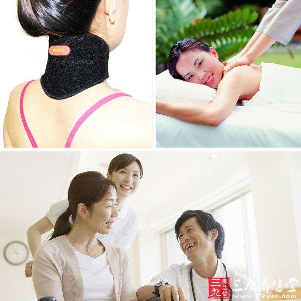 颈椎病的自我治疗方法 颈椎病的六大症状