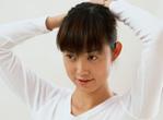 女性扎头发引起头痛原因