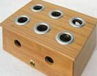 自制艾灸盒
