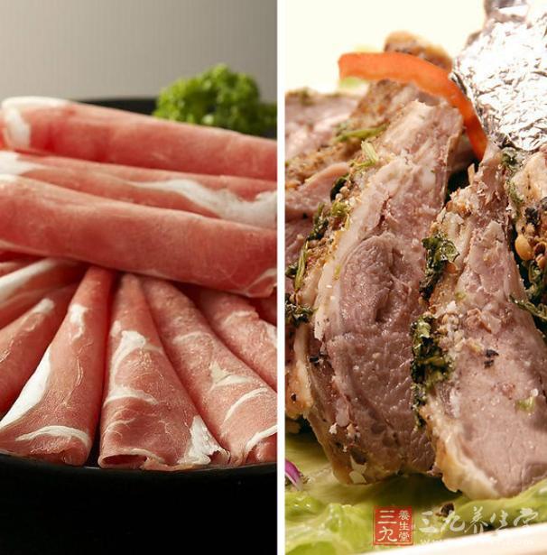 现代营养学也证实,羊肉不仅营养丰富,还含有微量性激素,的确有壮阳作用