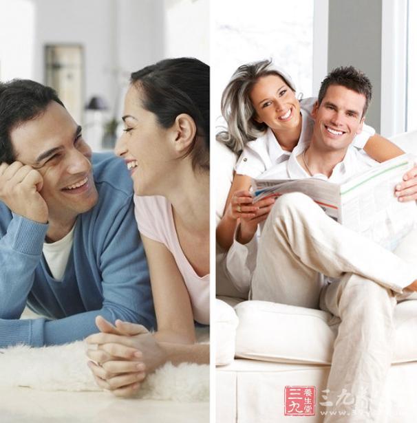 健康的夫妻生活