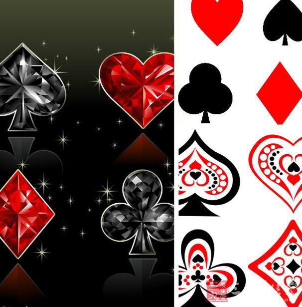 扑克牌共有几种花色_扑克牌四种花色代表春夏秋冬四个不同季节