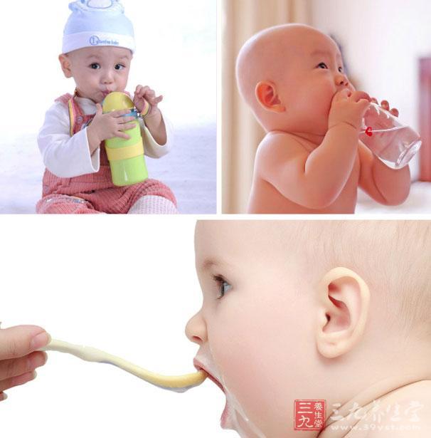 半岁以内婴儿,继续采用母乳喂养